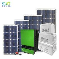 Off-grid 230vac Output Solar Power System 8kw Solar Panel Kit Set for Home Use thumbnail image