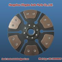 11 inch clutch plate from china for YTO agricultural tractor (asbestos free)
