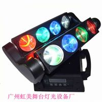 Disco LightLED Movingf Head Light With 8*10W