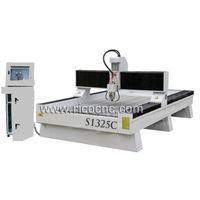 Stone Cutting CNC Router Granite Carving Machine Marble Cutting Tool S1325C thumbnail image