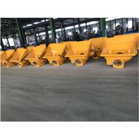 China Manufacture Concrete Mixers with Hopper thumbnail image