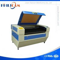 6090 high stability co2 laser engraving and cutting machine for nonmetal