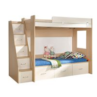 DIY House Frame Toddler Bed Kids Play Wood House Bed