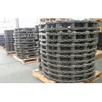 Excavator undercarriage parts track chains track shoes track link