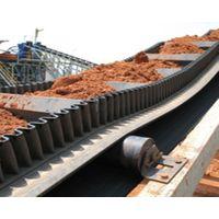Corrugated sidewall conveyor belt thumbnail image