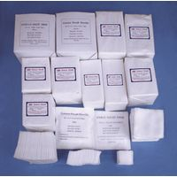 Super Absorbent 100% Cotton Gauze Swab Various Sizes Available