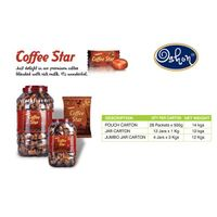 Coffee Star Candy