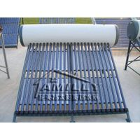 integrated-Pressure Solar water heater.