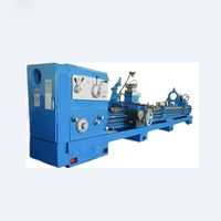 Pipe Thread Lathe Machine Q1350 Big Bor Lathe Pipe Threading Lathe Machine thumbnail image