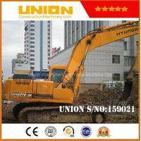 Hyundai Super 210-5D (20t) Excavator