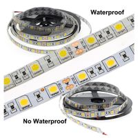 3 Years Warranty UL Listed DC12V 24V 3 OZ FPC 5050 IP20 IP67 IP68 Optional RGBW Led Strip thumbnail image
