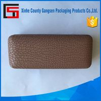 Factory price PU glasses case