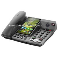 5.5 Inch 4G LTE FWP Android Desktop Fixed Wireless Telephone thumbnail image