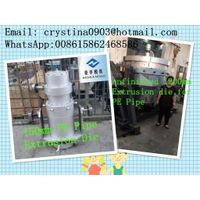 Plastic pipe mould, extrusion mould, tubing die for 1200mm PE Pipe