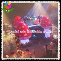 Event Decoration Inflatable Mushroom