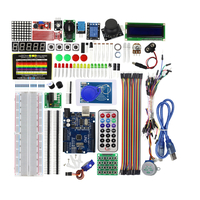 NEWEST RFID Starter Kit for Arduino UNO R3 Upgraded version Learning Suit With Retail Box
