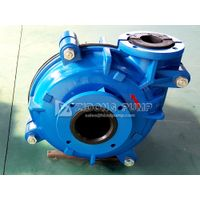 rubber liner centrifugal coal mining slurry pump