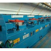 Straight Line Wire Drawing Machine thumbnail image