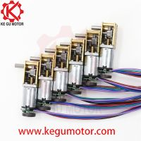 12mm worm gearbox 12V Price Micro Mini 24V 12 Volt Gearbox with Encoder 12Mm Dc Gearmotor thumbnail image