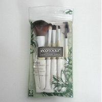 bamboo handle brush set     makeup brush set      cosmetic brush set thumbnail image