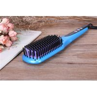 2016 New Design MCH heater Tourmaline Ceramic double anion spray hair straightening brush
