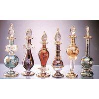 HandBlowb Perfume bottles