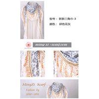 2012 fashional design brand wool scarf