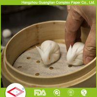 Double sides silicone coated steaming cushion paper thumbnail image