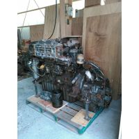 Used YANMAR marine engine 6GH-UT