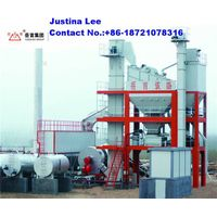 Manufacture and Sell Asphalt Mixing Plant LBJ1000 thumbnail image