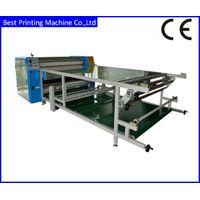 Sublimation Printing Roller Heat Transfer Machine