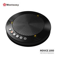Meeteasy MVOICE 1000 USB conference speakerphone for web-conferencing