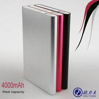 Ultra-thin power bank 4000mAh mobile phone charger thumbnail image
