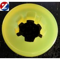 polyurethane roller ear for mine cage buffer thumbnail image