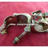 BS1139/EN74 scaffolding coupler/swivel coiupler/pressed coupler thumbnail image
