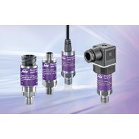 SUCO Robust Pressure Transmitters hex 22, stainless steal