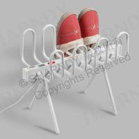 SAHRNDY Electric Shoes Dryer Rack