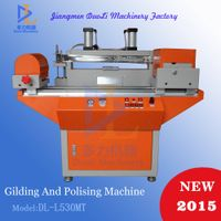 Edge Polishing And Gilding Machine