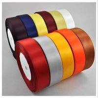 Manufacturer selling High Quality Double Face Polyester Satin Ribbon