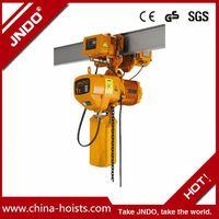 2014 HHBB electric chain hoist thumbnail image
