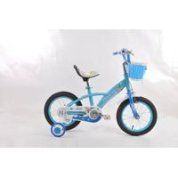pink basket bicycle for baby,kids training bike, kids bicycle four wheels