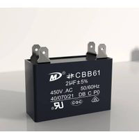 2uf air condition Motor Run Capacitor Cbb61