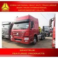 6X4 HOWO A7 tractor head /prime mover for Nambia thumbnail image
