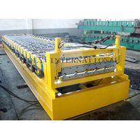 metal roofing making machine