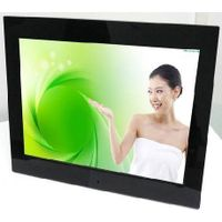 17 inch Motion Sensor Digital Photo Frame Digital Video Player