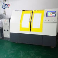 hard support accurate positioning sliding drive shaft testing machine and crankshaft balancing machi