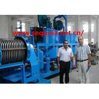 black and dirty used engine oil recycling machine thumbnail image