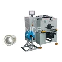 Horizontal Stator Insulation Paper Inserting Machine