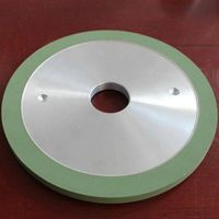 Vitrified Bond Diamond Grinding Cup Wheel for Centerless Grinder thumbnail image
