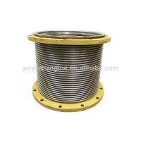 Exhaust bellows/expansion joint 207-1332 2071332 for 3412 G3508 G3512 G3516 G3520 engine thumbnail image